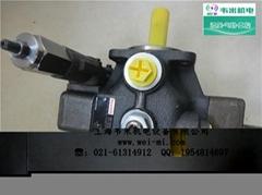 PV7-2X/20-20RE01MA3-10力士乐叶片泵