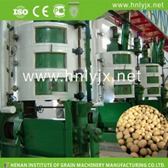 50 tons per day soybean oil plant