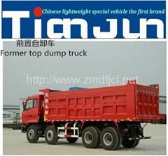 TIANJUN dump truck heavy duty truck