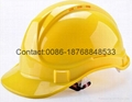 construction safety helmets with vents