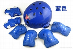 Kid protective gear and helmet suit,kids pads protector