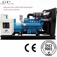 ISO9001 Diesel Generating Set