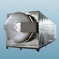 Nasan Microwave Drying Machine