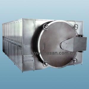 Nasan Microwave Vacuum Dryer