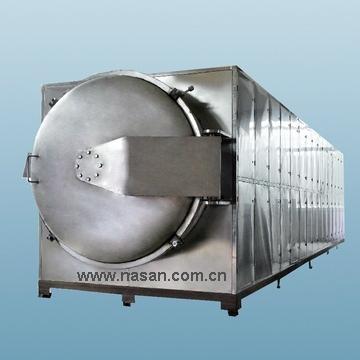 Nasan Microwave Vacuum Dryer 3