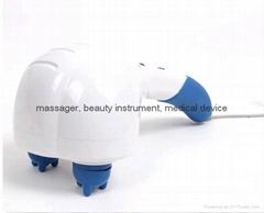 Dual Head Massage Hammer