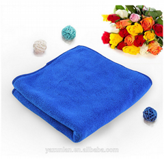 Cheap microfiber car wash towel lint free