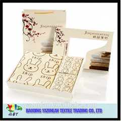 3pieces box packaging gi