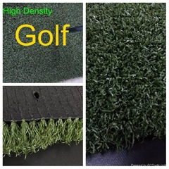 High Density 33mm Golf Synthetic Turf SS-045012-Q Artificial Grass Lawn