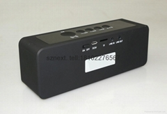 home theater wireless speakers with USB SD FM Bluetooth function