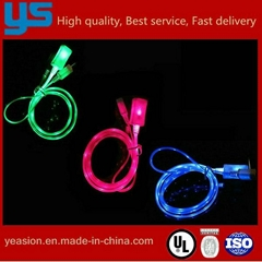 USB cable for custom