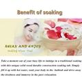Luxury freestanding eco-friendly massage bathtub 2