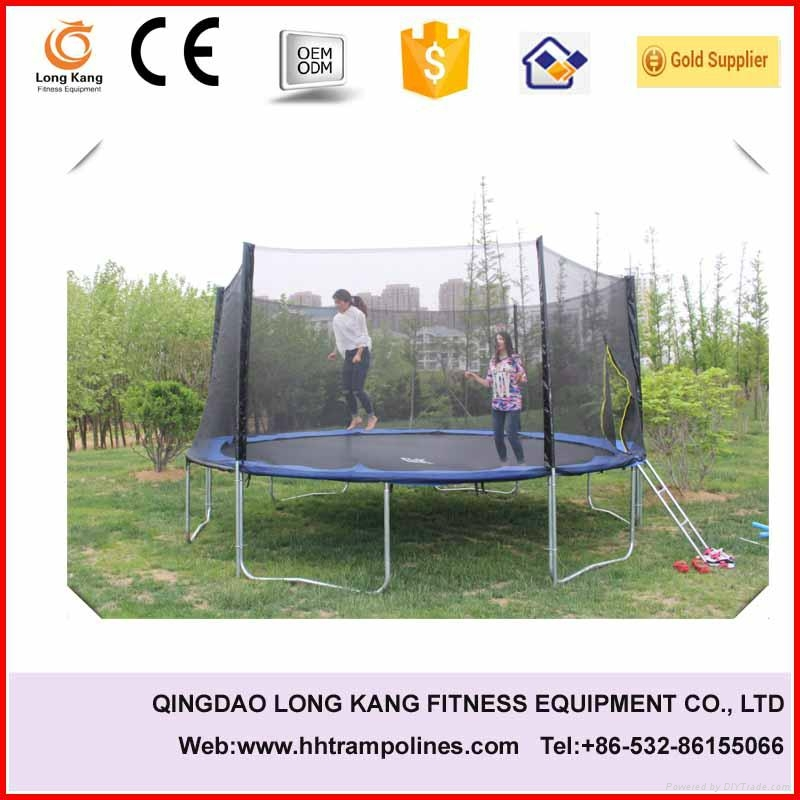 large trampoline for wholesale 2