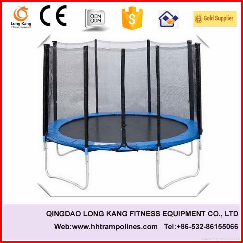 10ft kids trampoline for fun 1