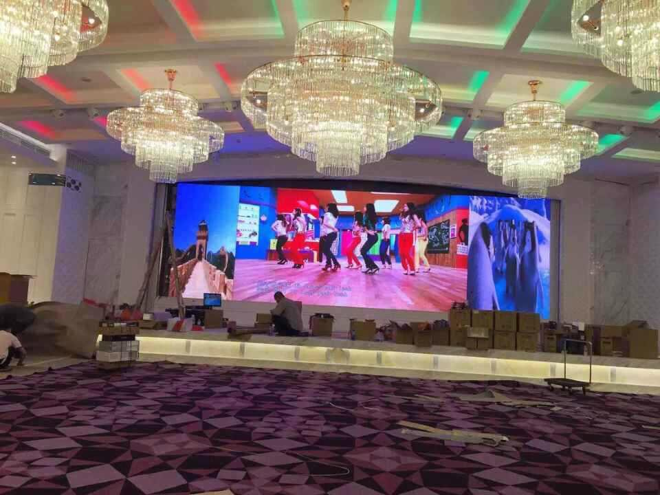 P3 LED display indoor high definition 3