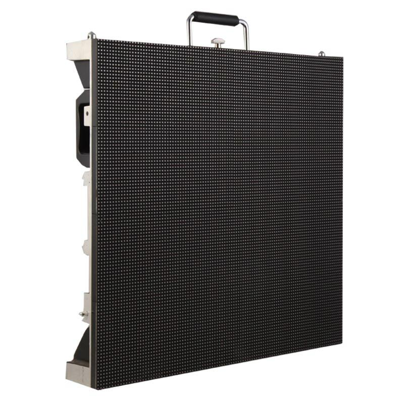 LED display P3.91 rental indoor led display for ground events 2