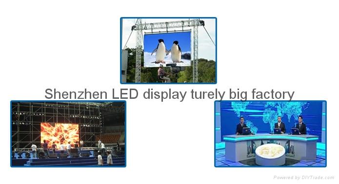 P3.91 Indoor rental led display for rental services 3