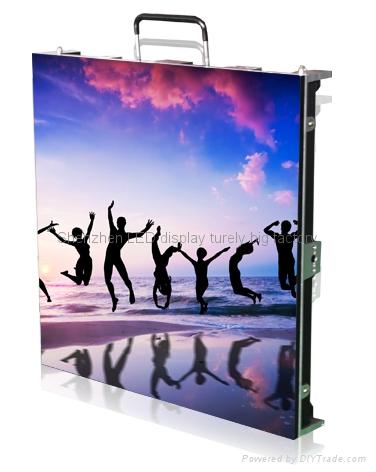 P3.91 Indoor rental led display for rental services 2