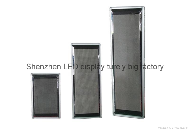 LED sign billboard  LED sign board for ourdoor environment 2