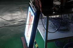 Outdoor led sign led display billboard double faces display
