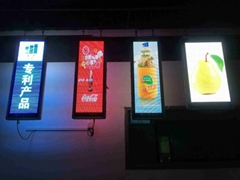 LED outdoor billboard IP65 double faces