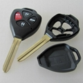 New Toyota TOY43 3+1 button remote key shell  4