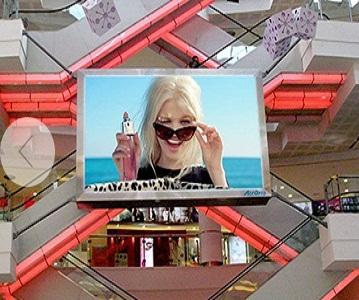 Indoor LED display for advertising 1