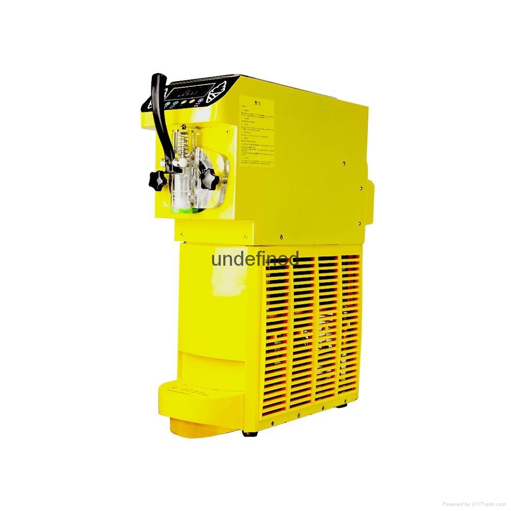 Free Shipping Ice Cream Maker Soft Ice Cream Machine 110V 500W  1