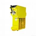 Free Shipping Ice Cream Maker Soft Ice Cream Machine 110V 500W