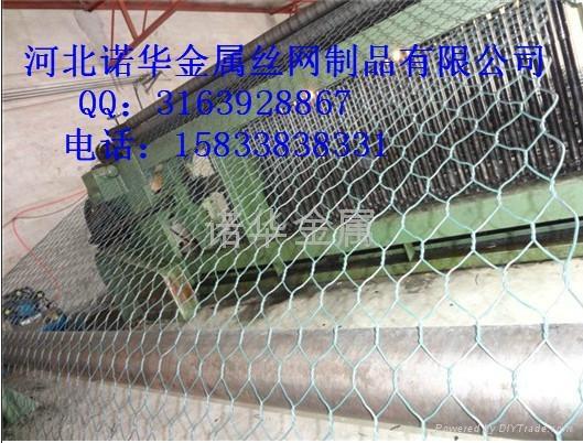 镀锌 包塑石笼网 4