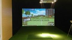 ET五部高速攝像室內高爾夫