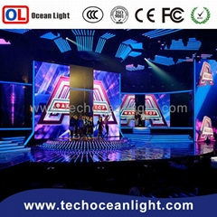 led video wall display rental ultra thin led panel lamp