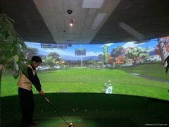 高尔夫模拟器13911337016