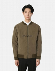 Latest F/W Simple design Blouson