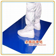 cleanroom disposable sticky mat