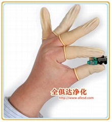 Cleanroom  Latex Finger Cot