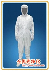 Cleanroom ESD Coverall