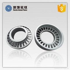 OEM cheap impeller price precision casting water pump impeller titanium alloy im