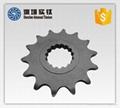OEM order road bike frame from manufacturer of vacuum precision casting&CNC