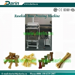Rawhide Chews Bone Hydraulic Pressed Machine