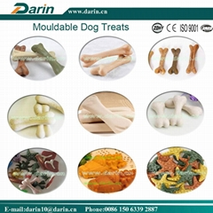 Injection Pet Treats Moulding Machine