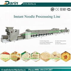 2016 hot sell Instant Noodle Processing Line