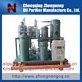 Vacuum Lubricating Oil Purifier  Series