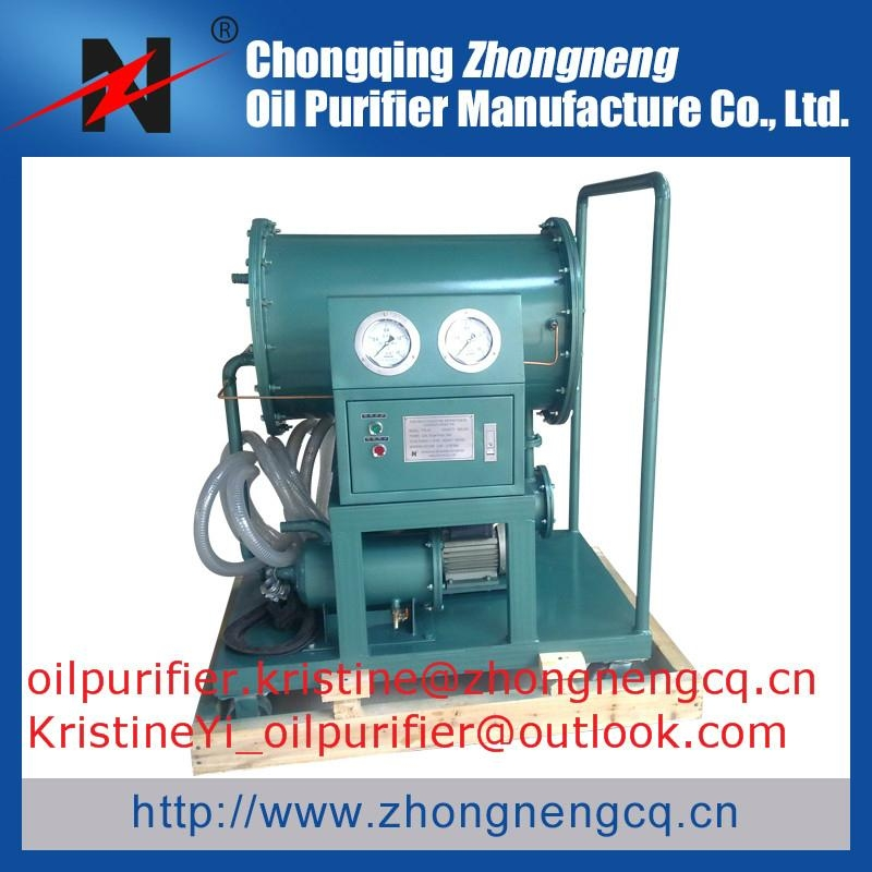 Portable Oil Purifier for Diesel Fuel  Series TYB 1