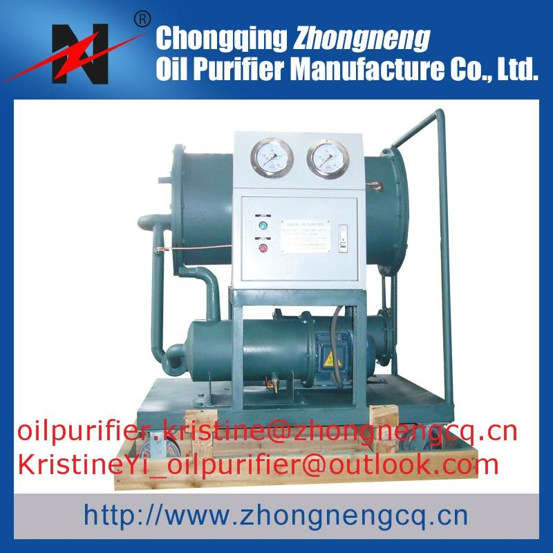 Portable Oil Purifier for Diesel Fuel  Series TYB 2