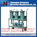 JL Series Portable Oil Purifying and