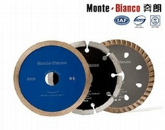 Cutting disc diamond saw blade for ceramic tiles cutting tools