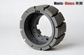 Monte-bianco Diamond Cylindrical wheel Diamond Satellite Wheels for ceramic 2