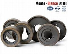 Monte-bianco Diamond Cylindrical wheel Diamond Satellite Wheels for ceramic