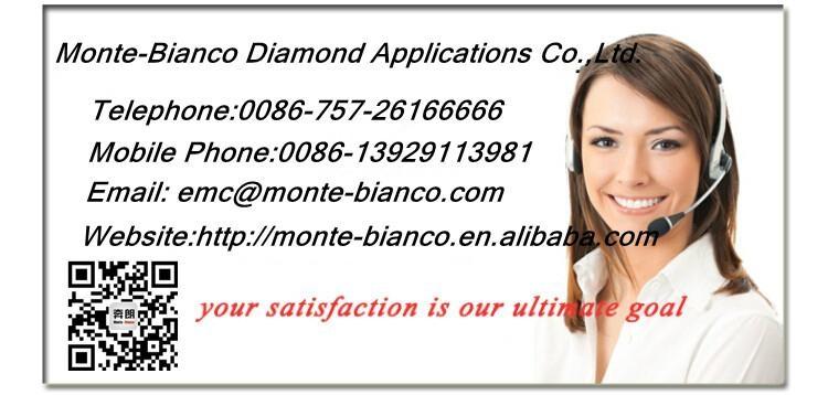 Monte-bianco Diamond Cylindrical wheel Diamond Satellite Wheels for ceramic 4